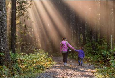 De 12 leukste wandelroutes voor kinderen