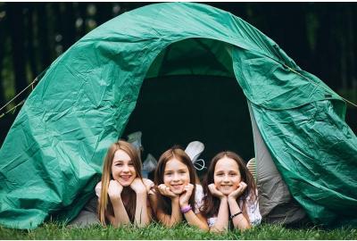 6 tips voor kamperen met kinderen