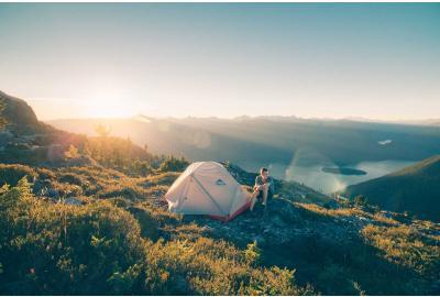 De beste plekken om te wildkamperen in Europa
