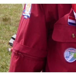 ScoutFit-blouse-brique-met-afrits-mouwen