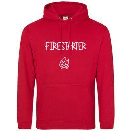 Scoutfun-hoodie-Firestarter-fire-red