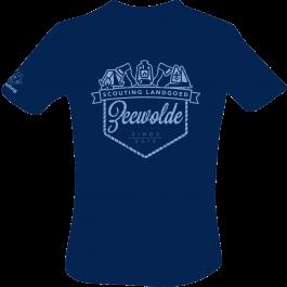 T-shirt-Scoutinglandgoed-navy