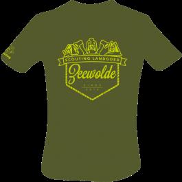 T-shirt-Scoutinglandgoed-army