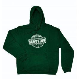Scouting-Original-hoodie-donkergroen