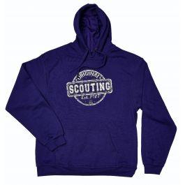 Scouting-Original-hoodie-paars