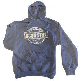 Scouting-Original-hoodie-heather-grey