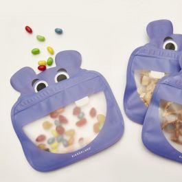 Kikkerland-herbruikbaar-snackzakje-nijlpaard-set-van-3