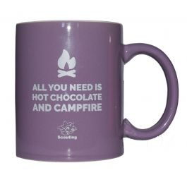 ScoutFun-mok---All-you-need-is-hot-chocolate-and-campfire