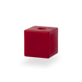 Cube-rood