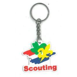 Sleutelhanger-Scouting-Nederland