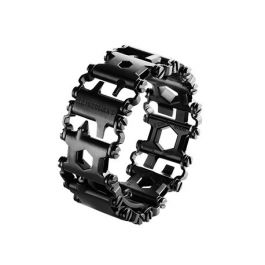 Leatherman-armband-Tread-Black