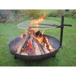 Barbecuerooster-(60cm)-voor-vuurbak