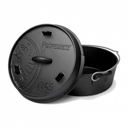 Petromax-Dutch-Oven-zonder-pootjes-ft4.5-(5,2-l)