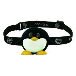Kids-hoofdlampje-Pinguïn