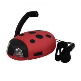 POWERplus-Ladybug-dynamo-oplaadbare-zaklamp