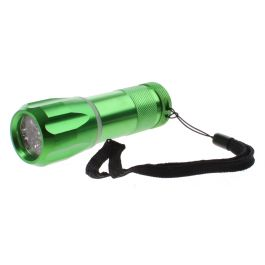 Expeditie-Natuur-power-LED-zaklamp-groen