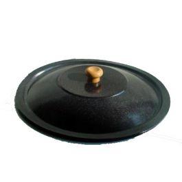 Deksel-zwart-Zwaluw-44cm-(Zwaluw-22)