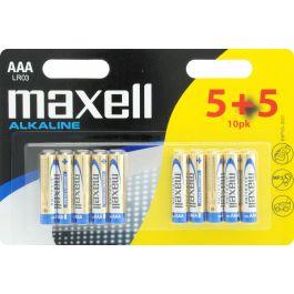 Maxell-batterij-type-AAA-per-10