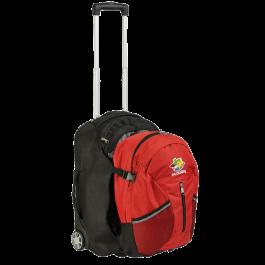 Scout-Travelset-trolley-en-rugzak-rood