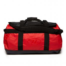 Highlander-Duffle-bag-90-Rood