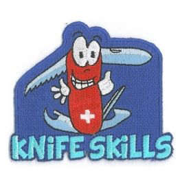 Funbadge-Knife-Skills