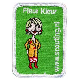 Funbadge-Fleur-Kleur