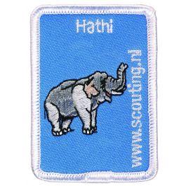 Funbadge-Hathi