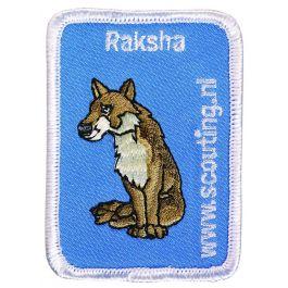 Funbadge-Raksha
