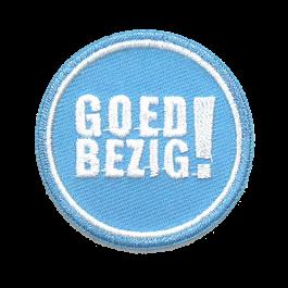 Funbadge-Goed-Bezig!