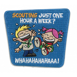 Funbadge-Scouting-just-one-hour-a-week?