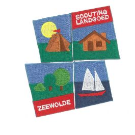 Badge-set-Scoutinglandgoed