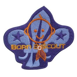 Funbadge-Born-2-Scout