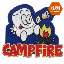 Dekenbadge-Campfire-(15-cm)