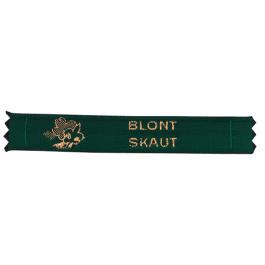 Funnaambandje---Blont-Skaut