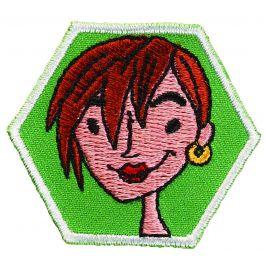 Keet-Kleur-badge