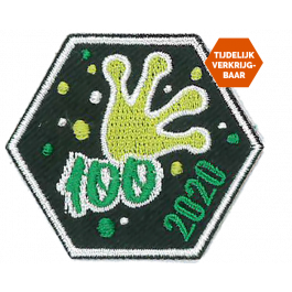 Insigne-Welpen-100-jaar-welpen-(tijdelijke-uitgave)