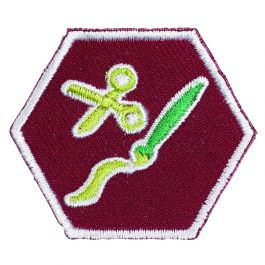 Specialisatie-insigne-Scouts-III-Expressie---Kunstenaar
