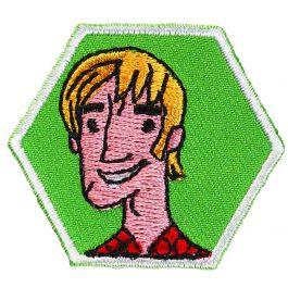 Bas-Bos-badge
