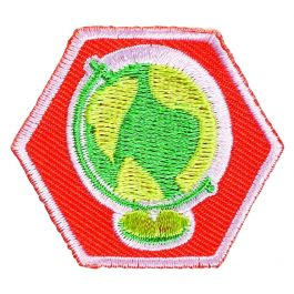 Basisinsigne-Scouts---Internationaal-I-(oranje)