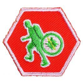 Basisinsigne-Scouts-UST---Tochttechnieken-I-(oranje)