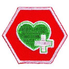 Verdiepingsinsigne-Scouts---Veilig-en-Gezond-II-(rood)
