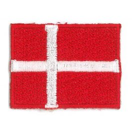 Vlaggetje-Denemarken