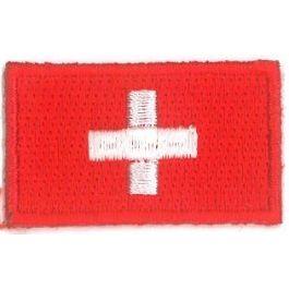 Vlaggetje-Zwitserland