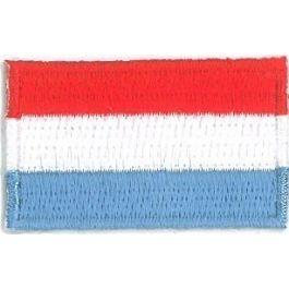 Vlaggetje-Luxemburg