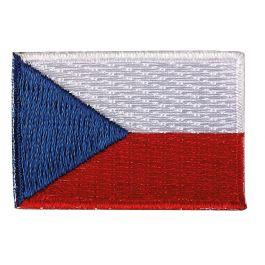 Buitenlands-vlaggetje-Tsjechië-