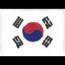 Vlaggetje-Zuid-Korea