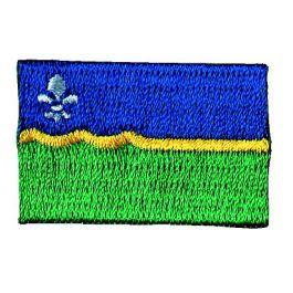 Provincievlaggetje-Flevoland