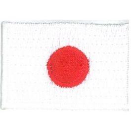 Vlaggetje-Japan