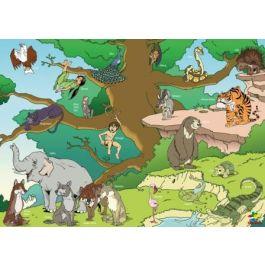 Poster-Junglebewoners