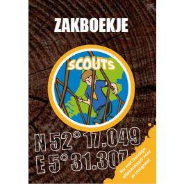 Zakboekje-Scouts